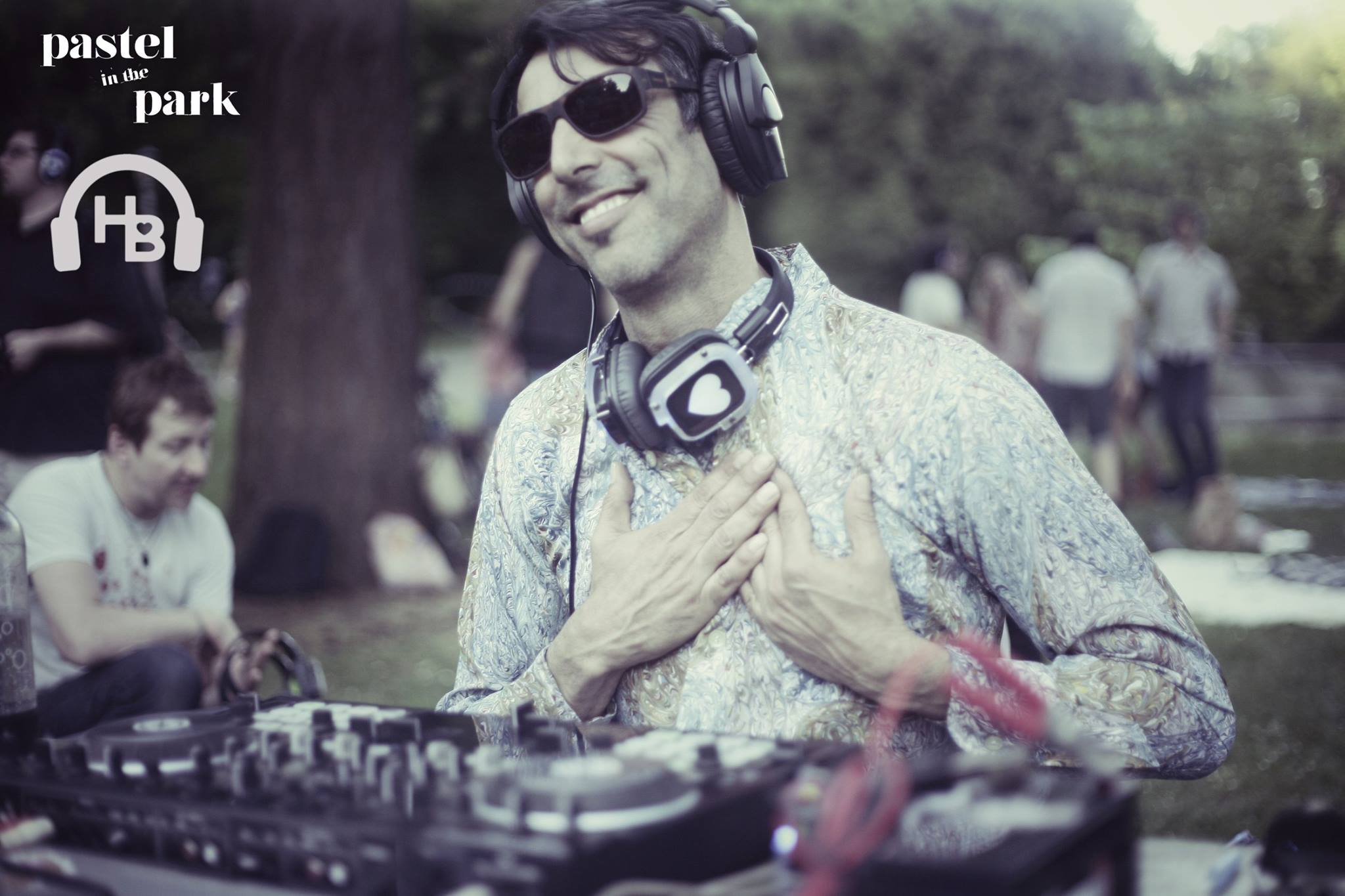 Heartbeat Silent Disco Pastel In The Park Sunday May 1