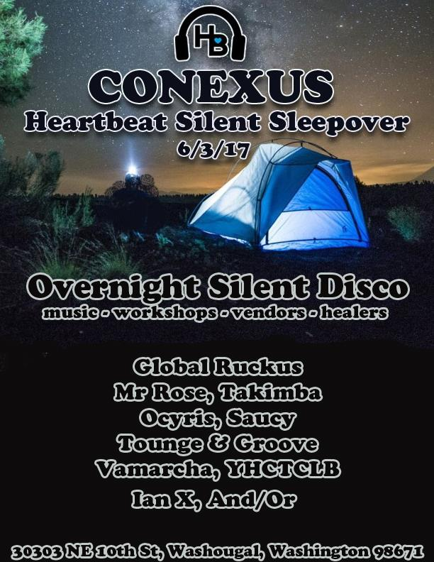 Heartbeat Silent Disco Last Week In Review Conexus